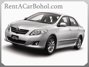 Rent A Car Bohol